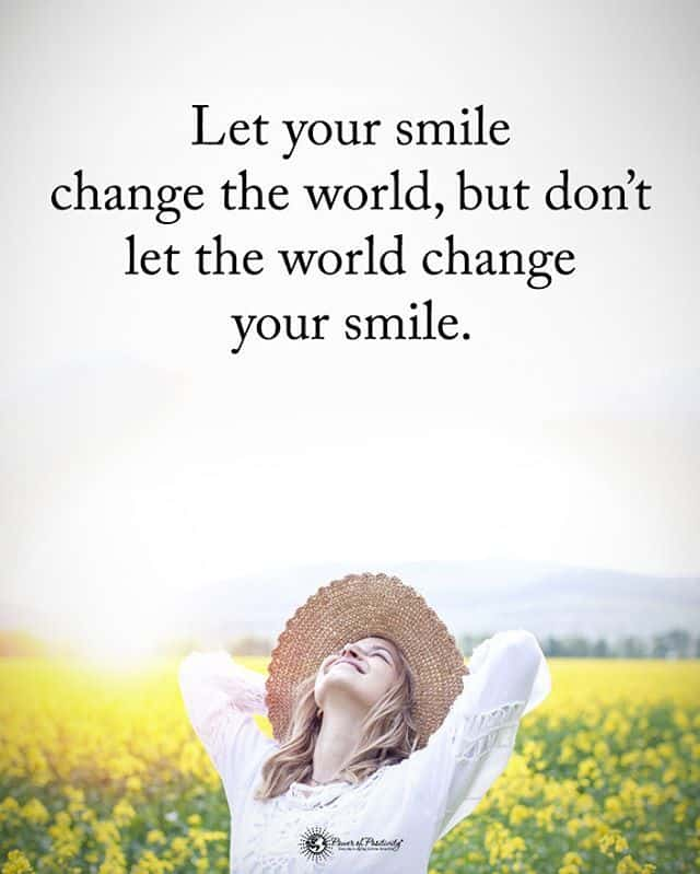 positive ways