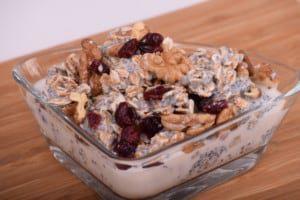 chia seed recipe oatmeal