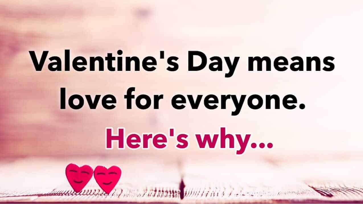 Valentines day significance