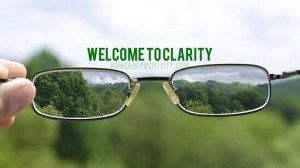 welcome to clarity smaller