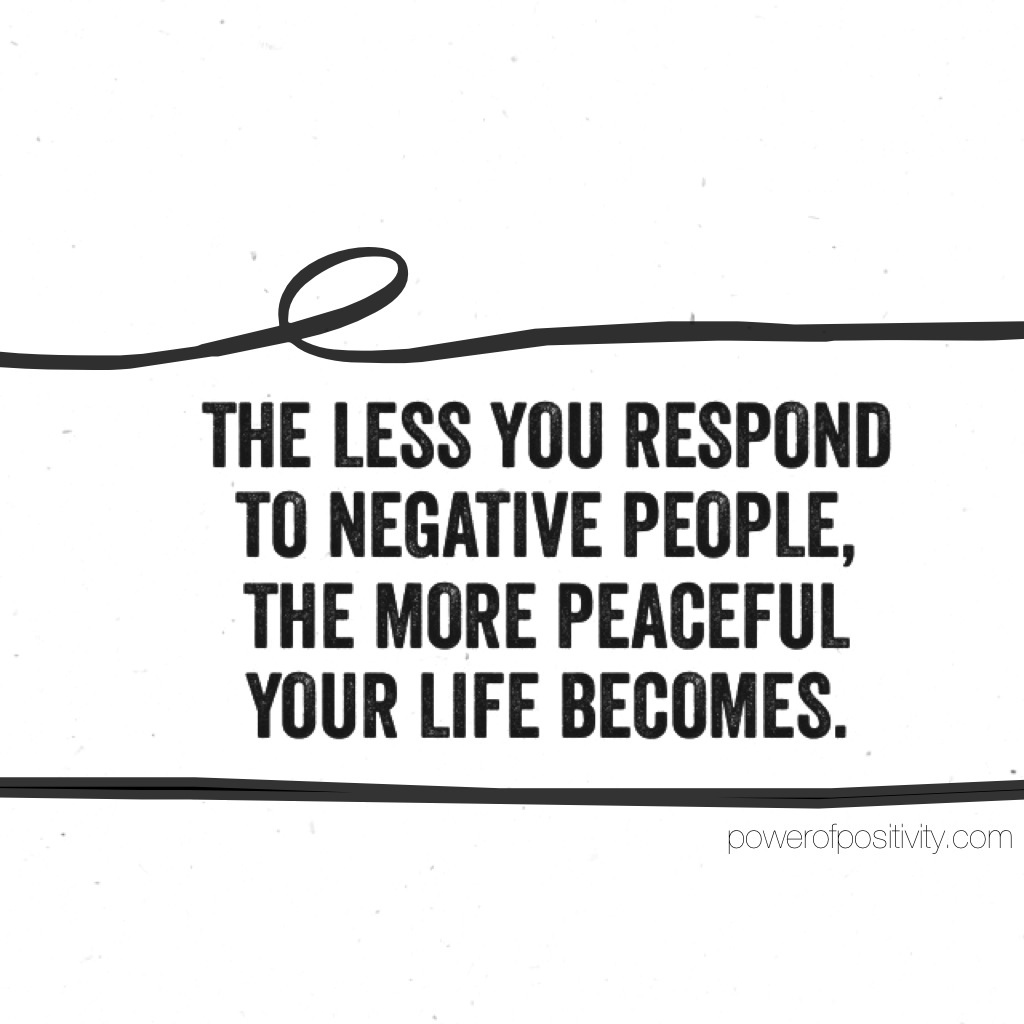 Positive People Still Attract Negative People Here 39 S Why