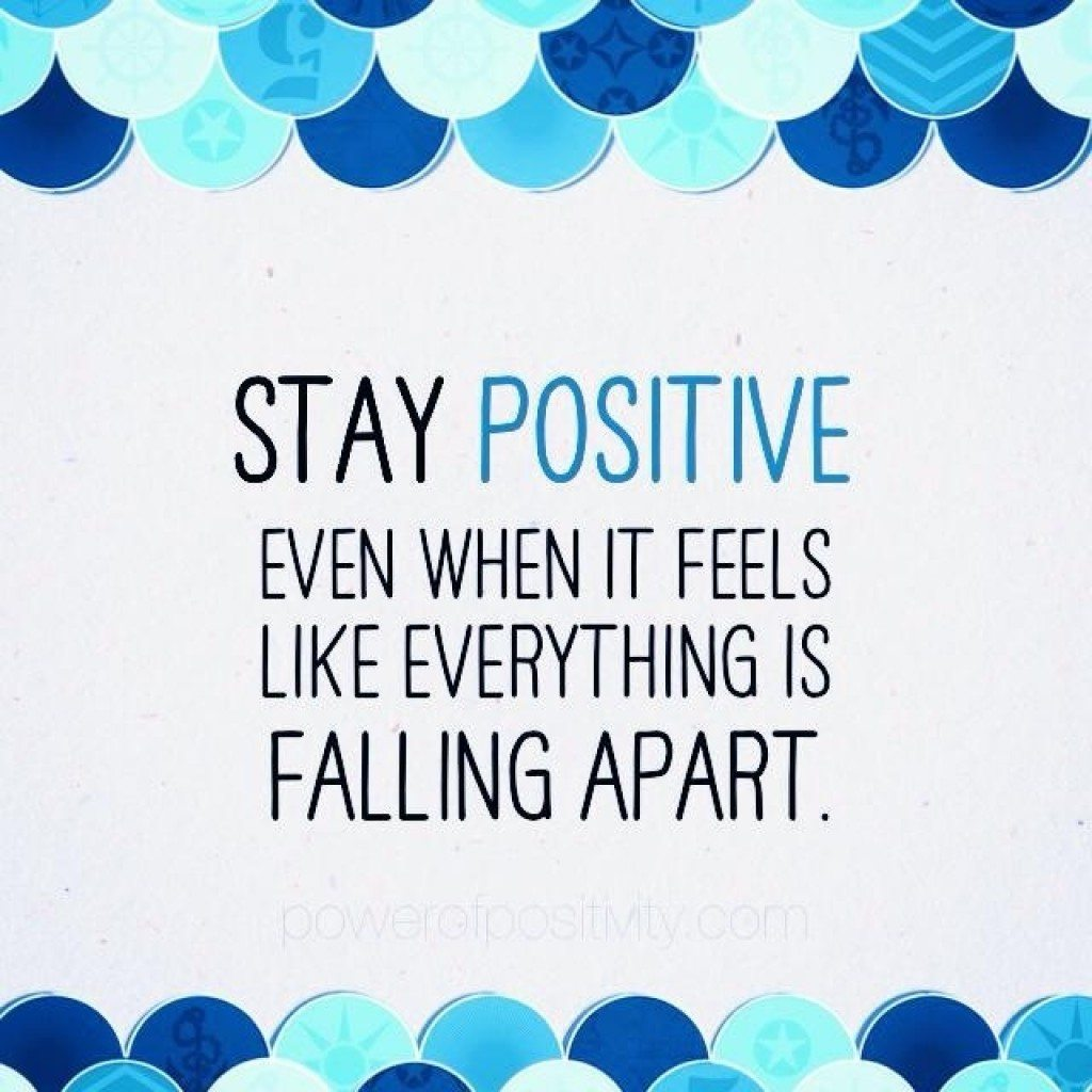 3 Ways To Stay Positive (Even When It Feels Like