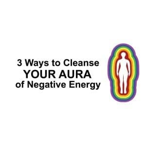 cleanse negative energy