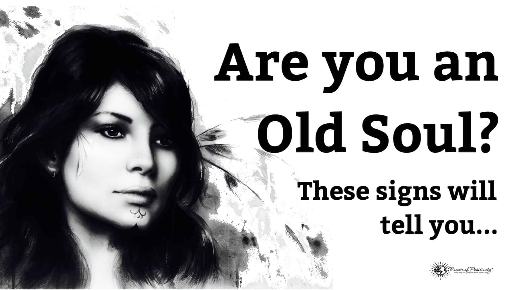 10 signs you're an old soul