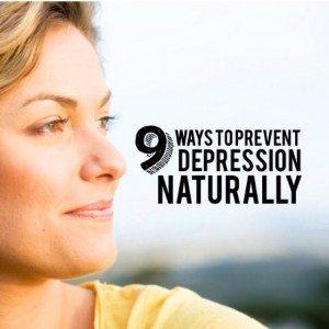 prevent depression