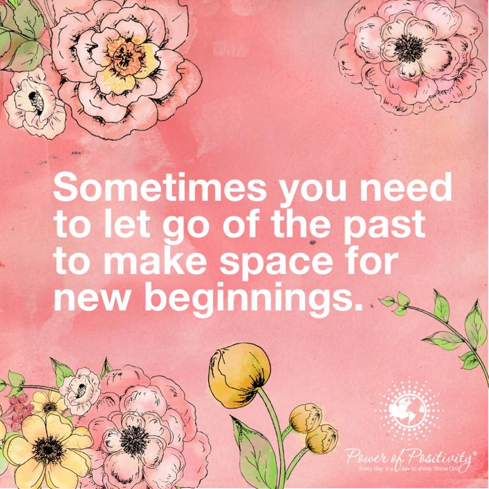let go of the past - loving