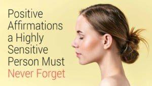 positive affirmations - vibration