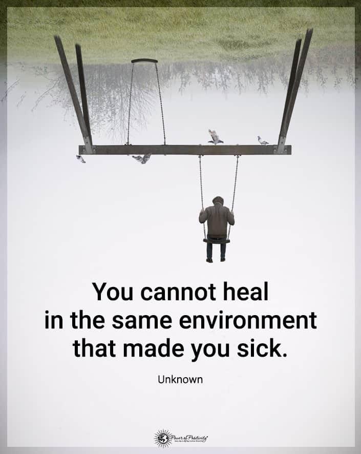 healing environment