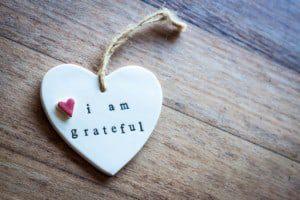 Practice gratitude - relationships