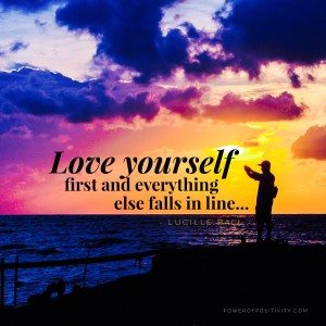 self love quote