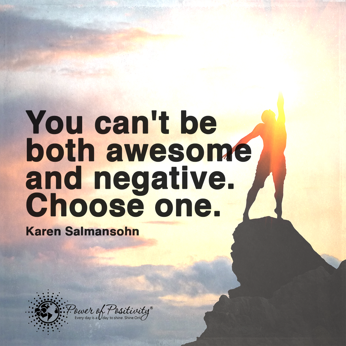 negative thinking quotes