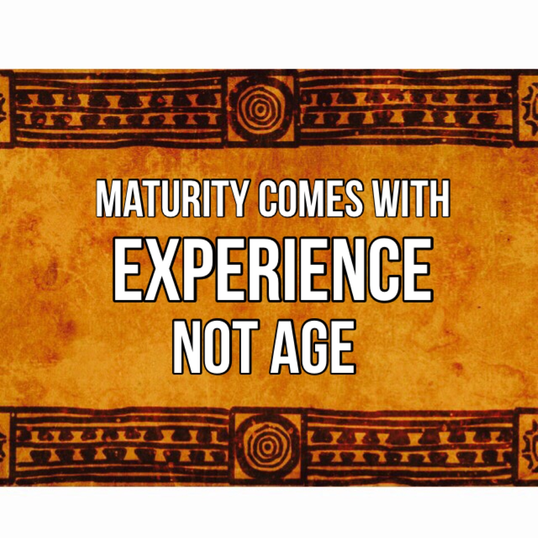 Maturity Quotes 10 Signs You're Maturing Not Just Aging