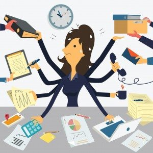 5 reasons to stop multitasking for Organizar oficina administrativa