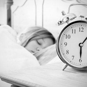 sleeping-in