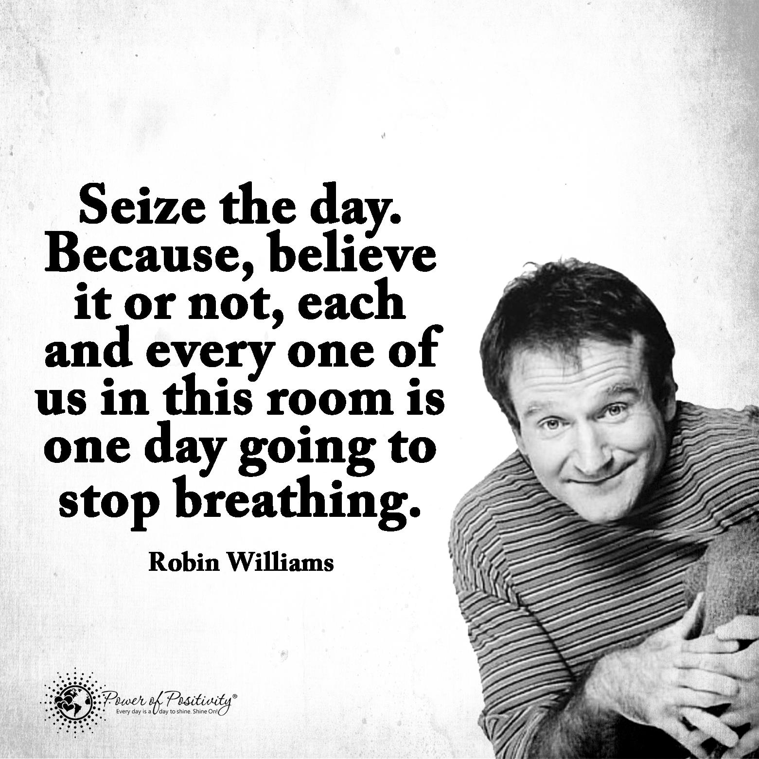 Robin Williams Quotes About Life New 11 Life Lessons To Learn From Robin Williams