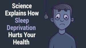 get good sleep - sugar