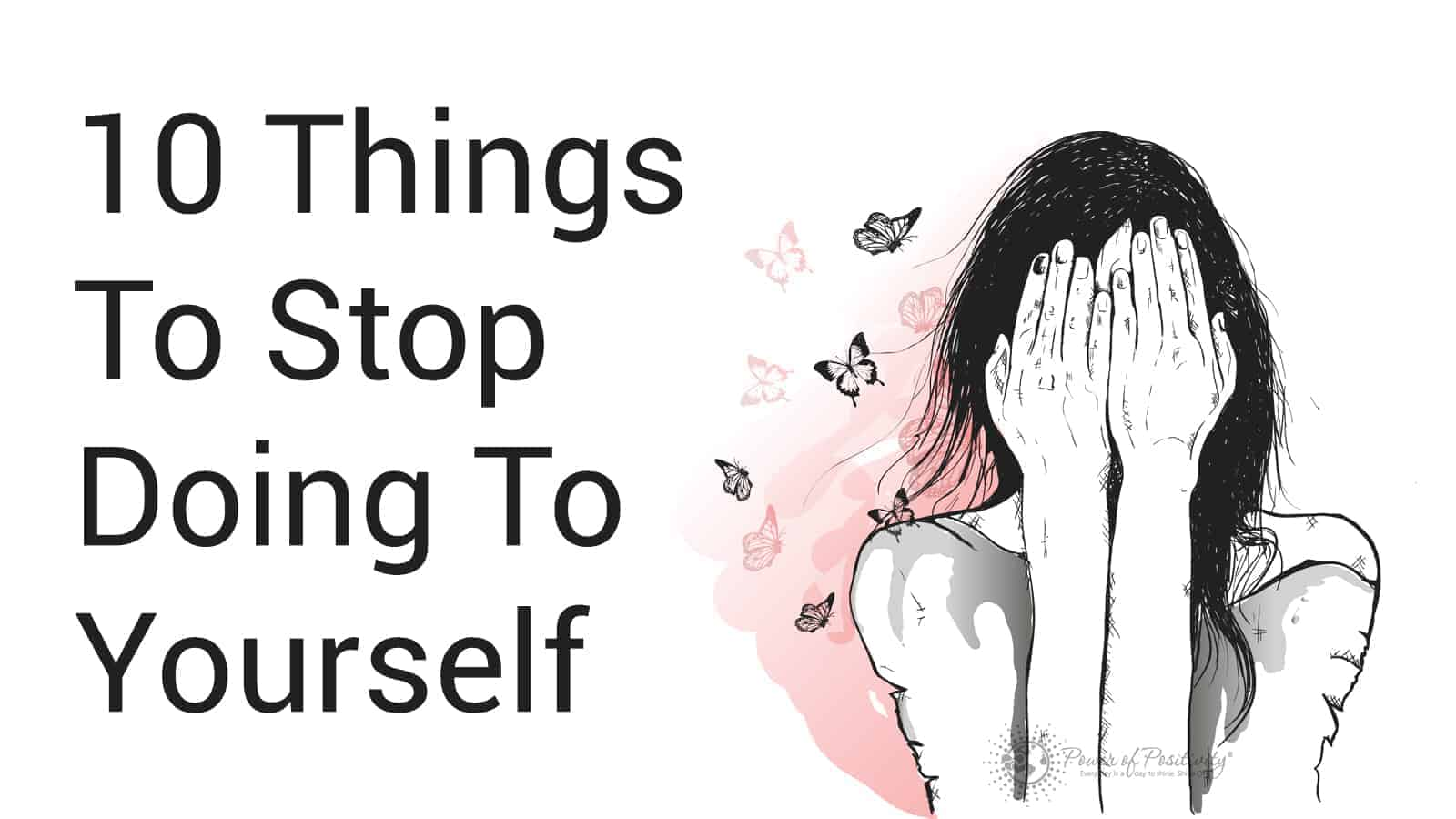 doing to yourself