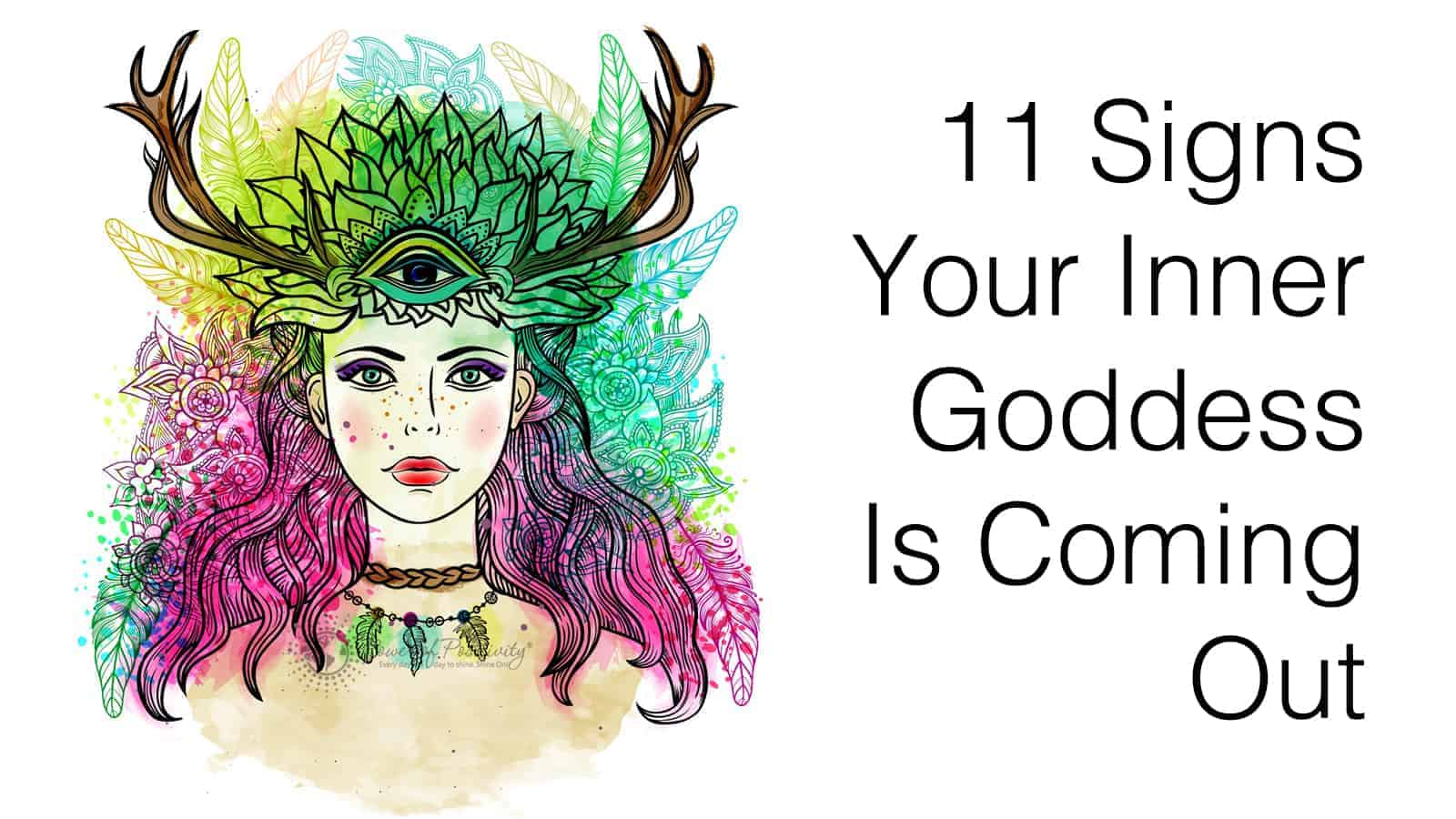 How to Find Your Inner Goddess