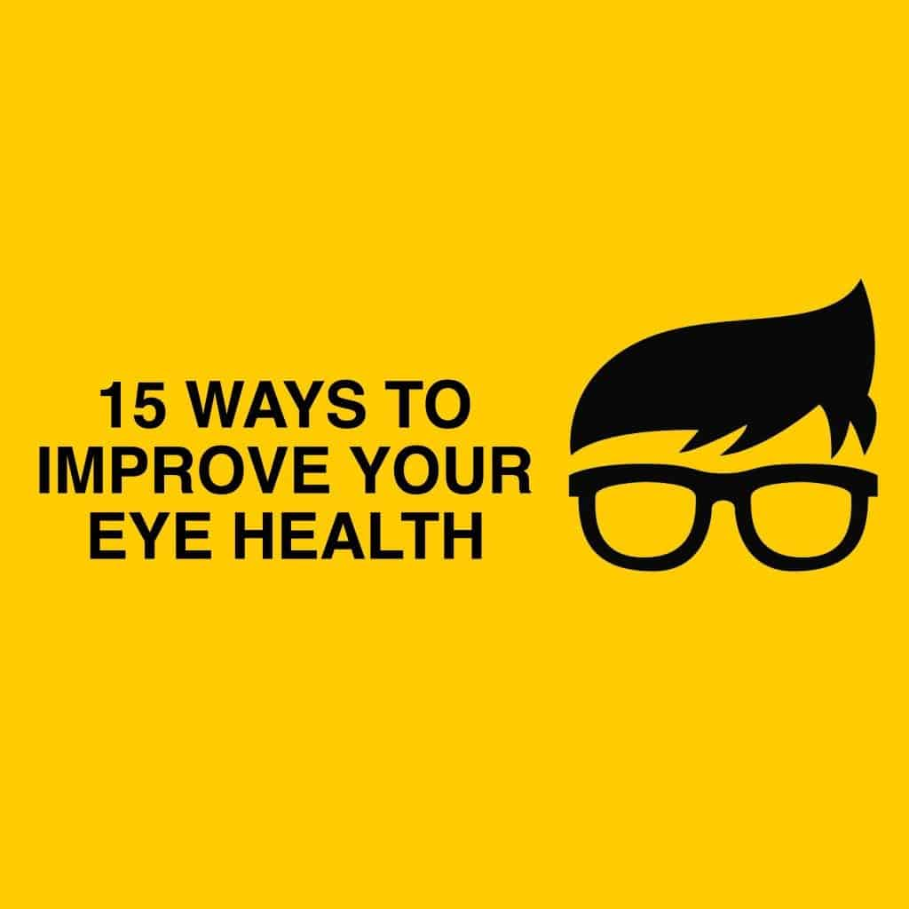 Natural Ways To Improve Dry Eyes