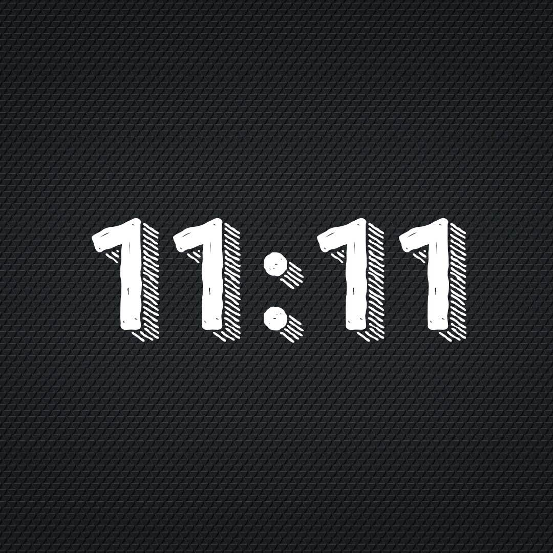 11:11 - Are You Seeing It Too?  11:11 - Are You...