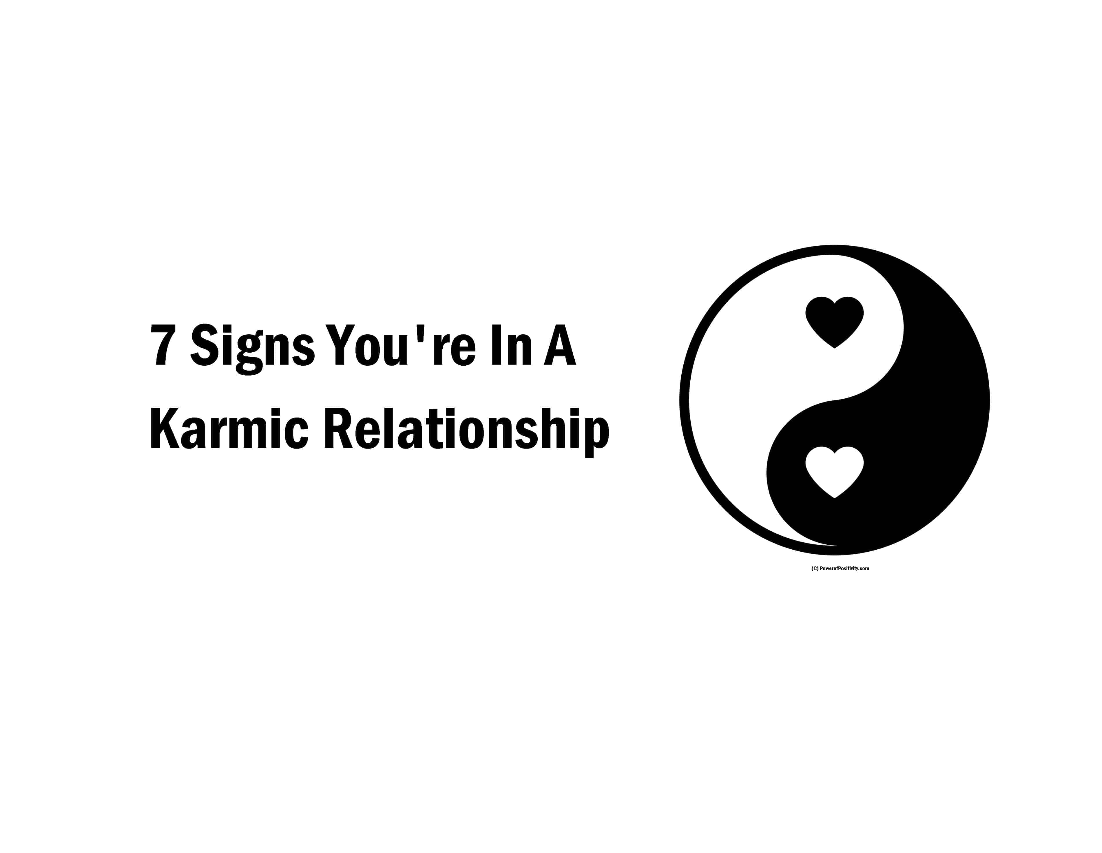 Karmic relationship marriage dating