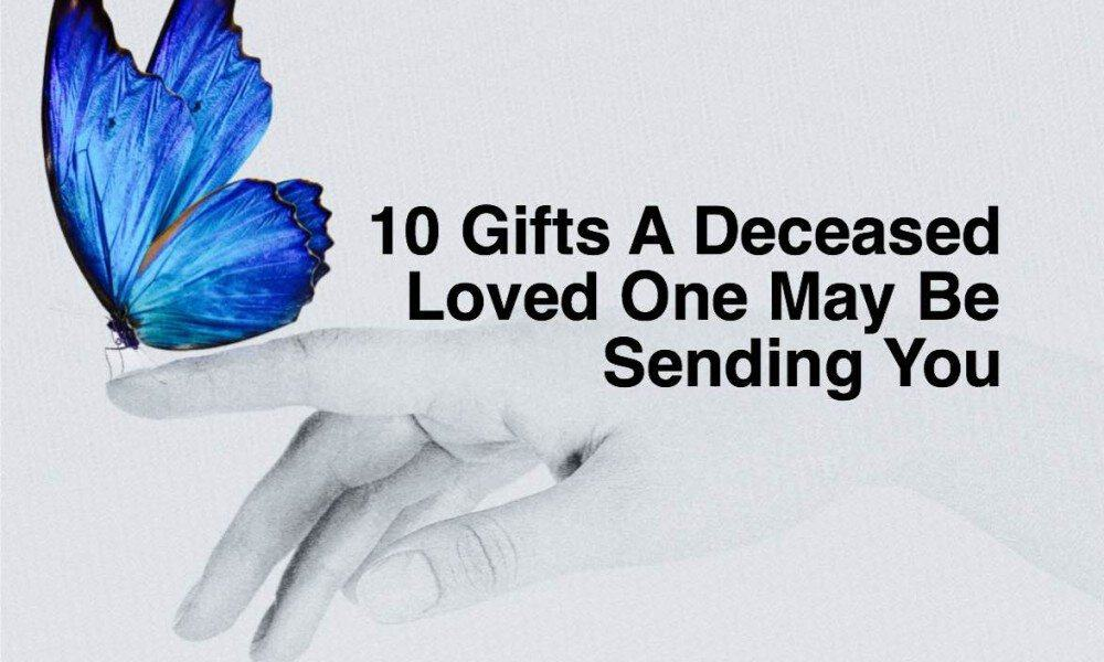 how to say goodbye to a deceased loved one