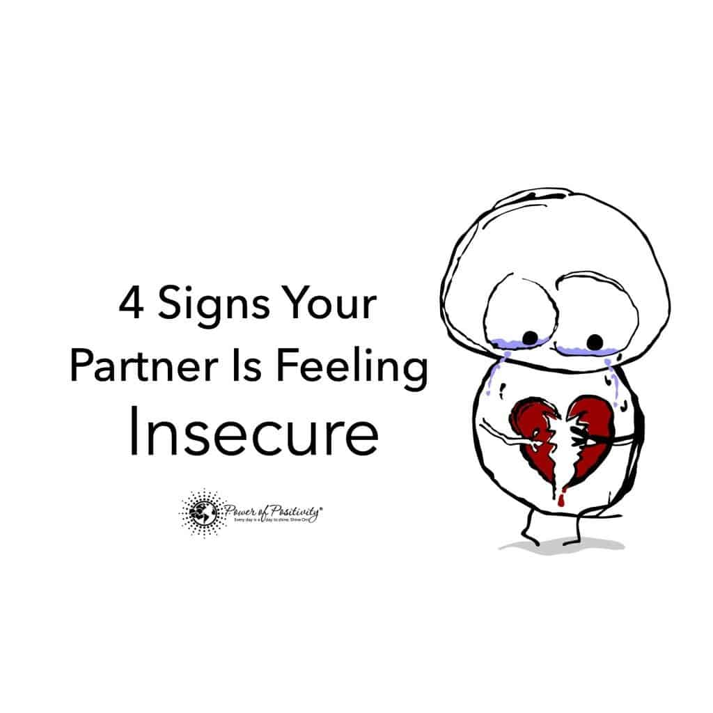 how to get over feeling insecure in a relationship