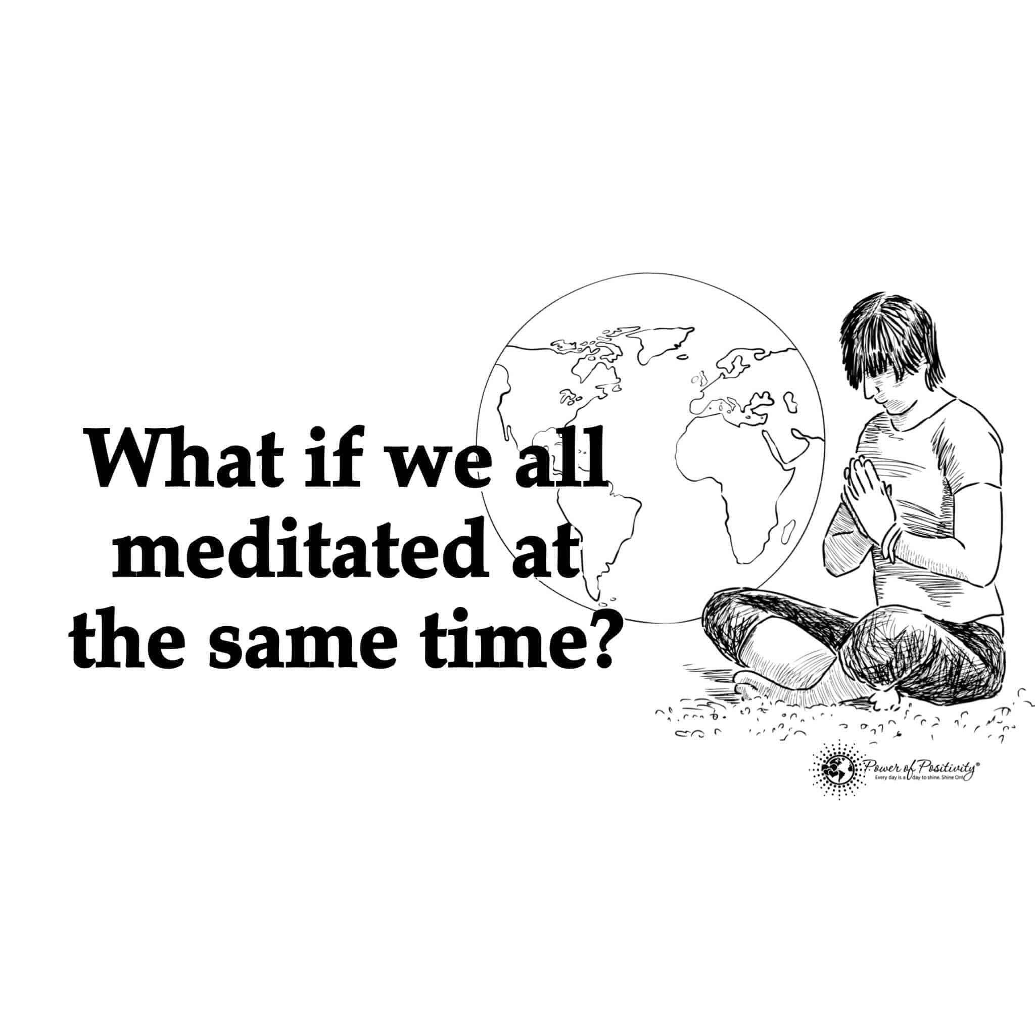 meditated