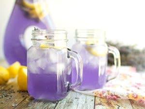 lavender lemonade