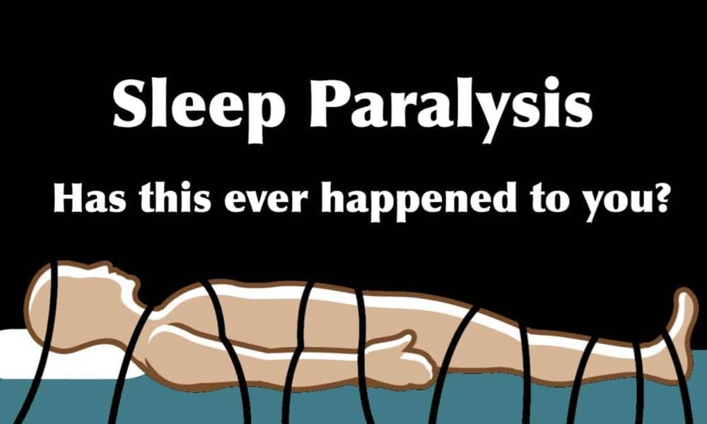 Image result for If You've Ever Woken Up At Night Unable To Move, Here's What It Means