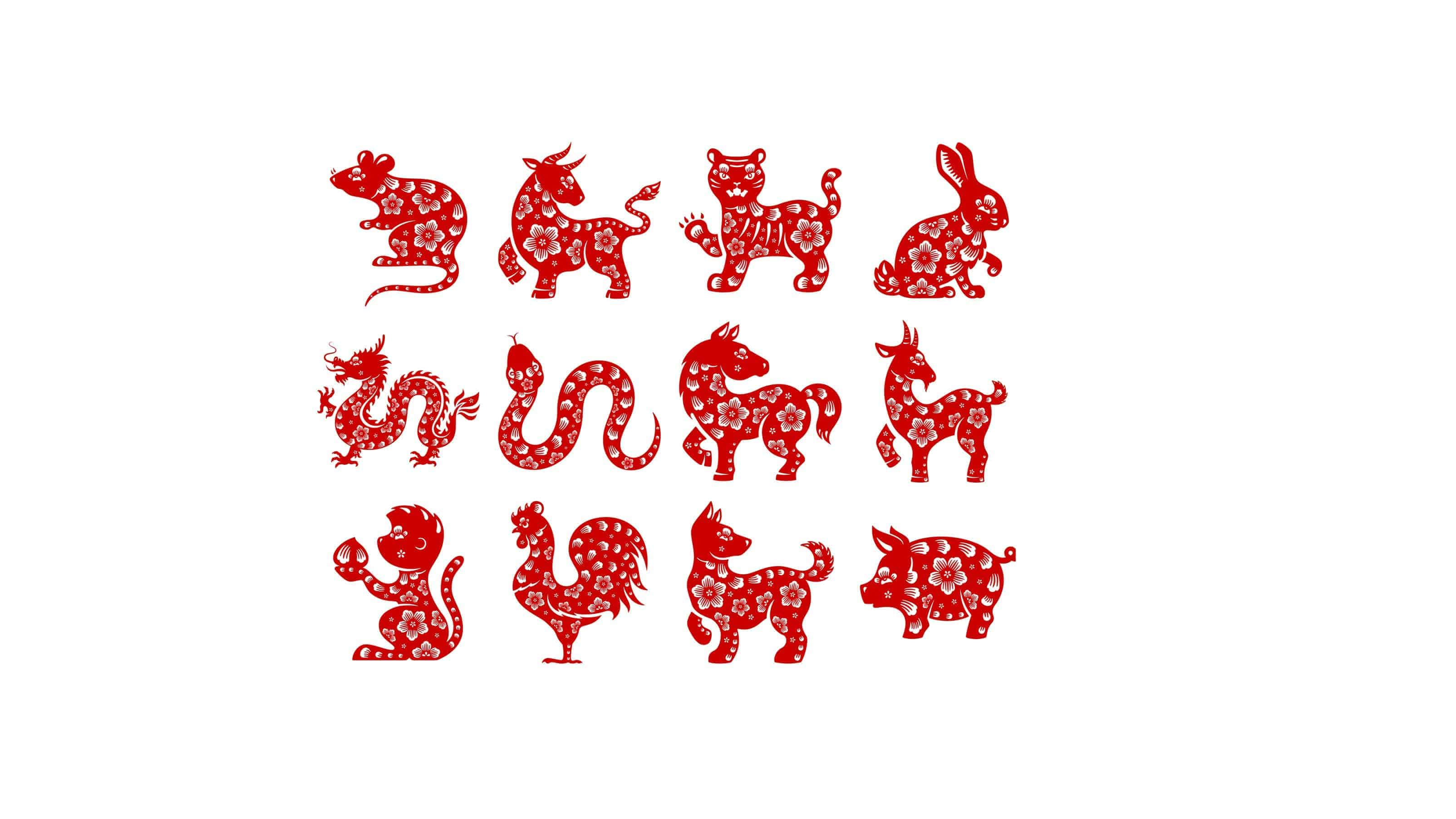 zodiac signs for chinese new year