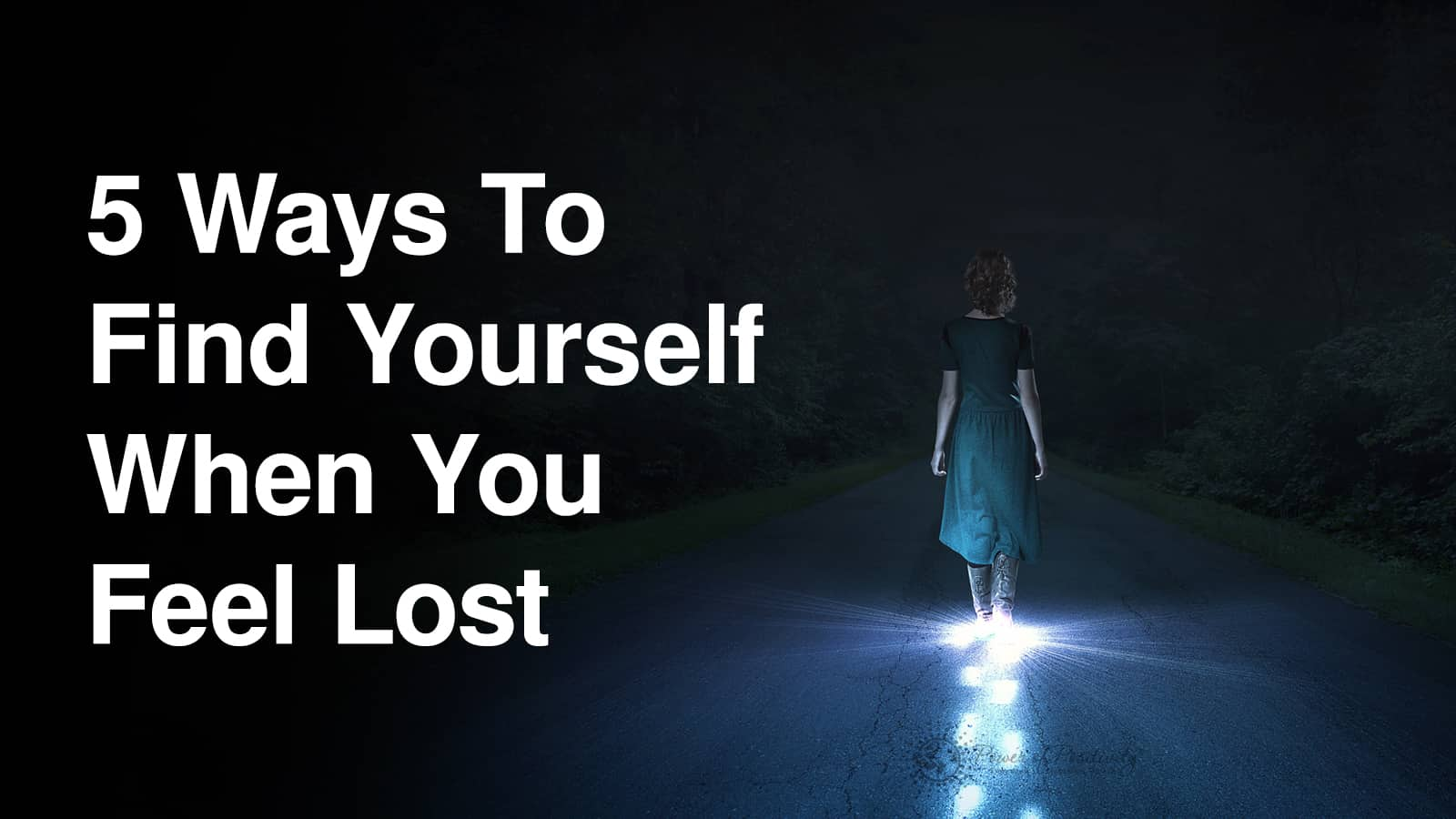 What to do if you lost yourself, you do not know what is happening and what to do 84