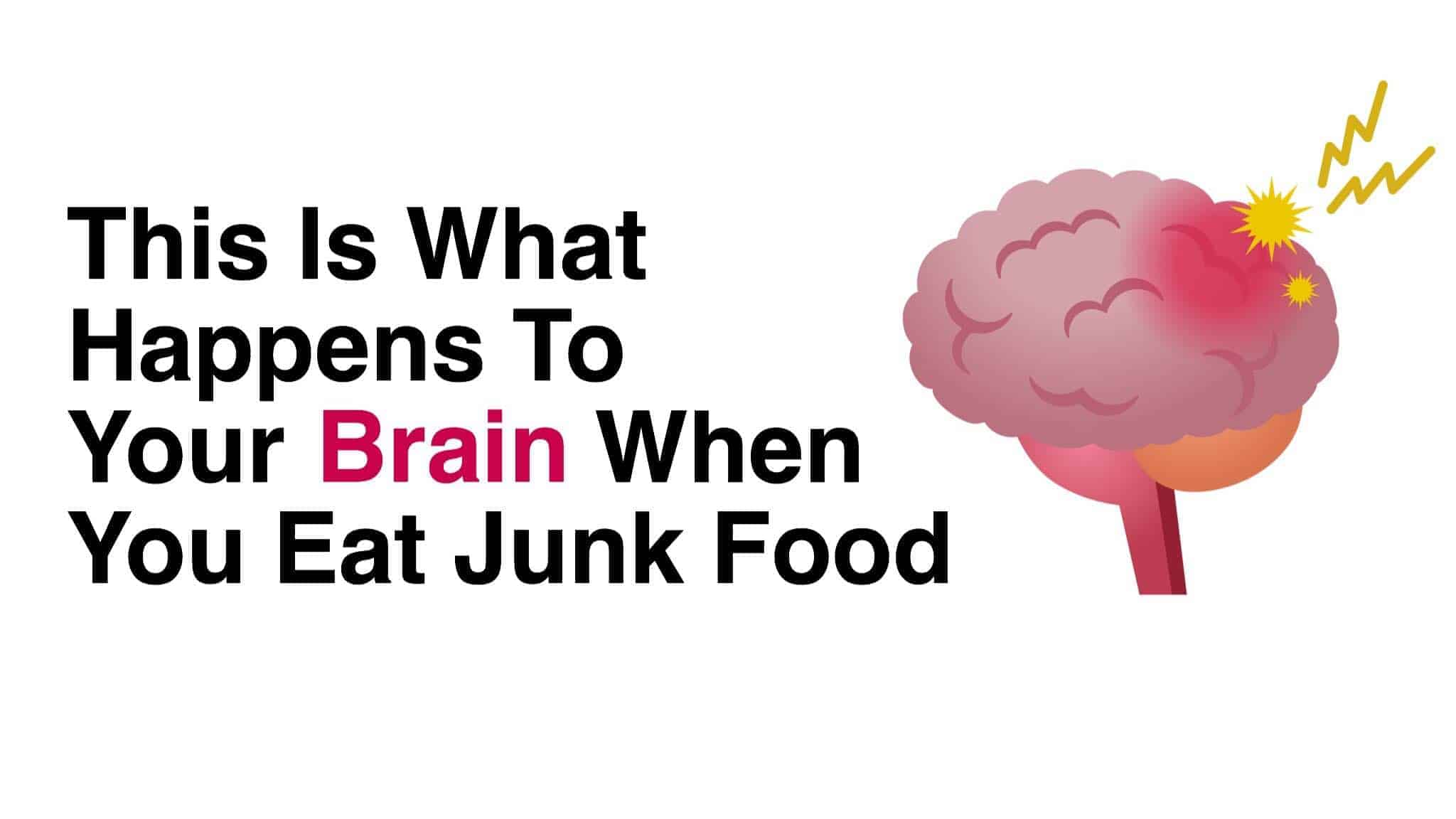 Your Brain On Junk Food
