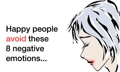 negative emotions