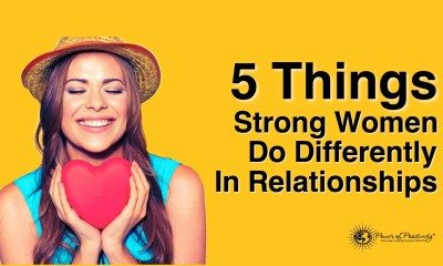Remarkable, 5 things you want in a relationship