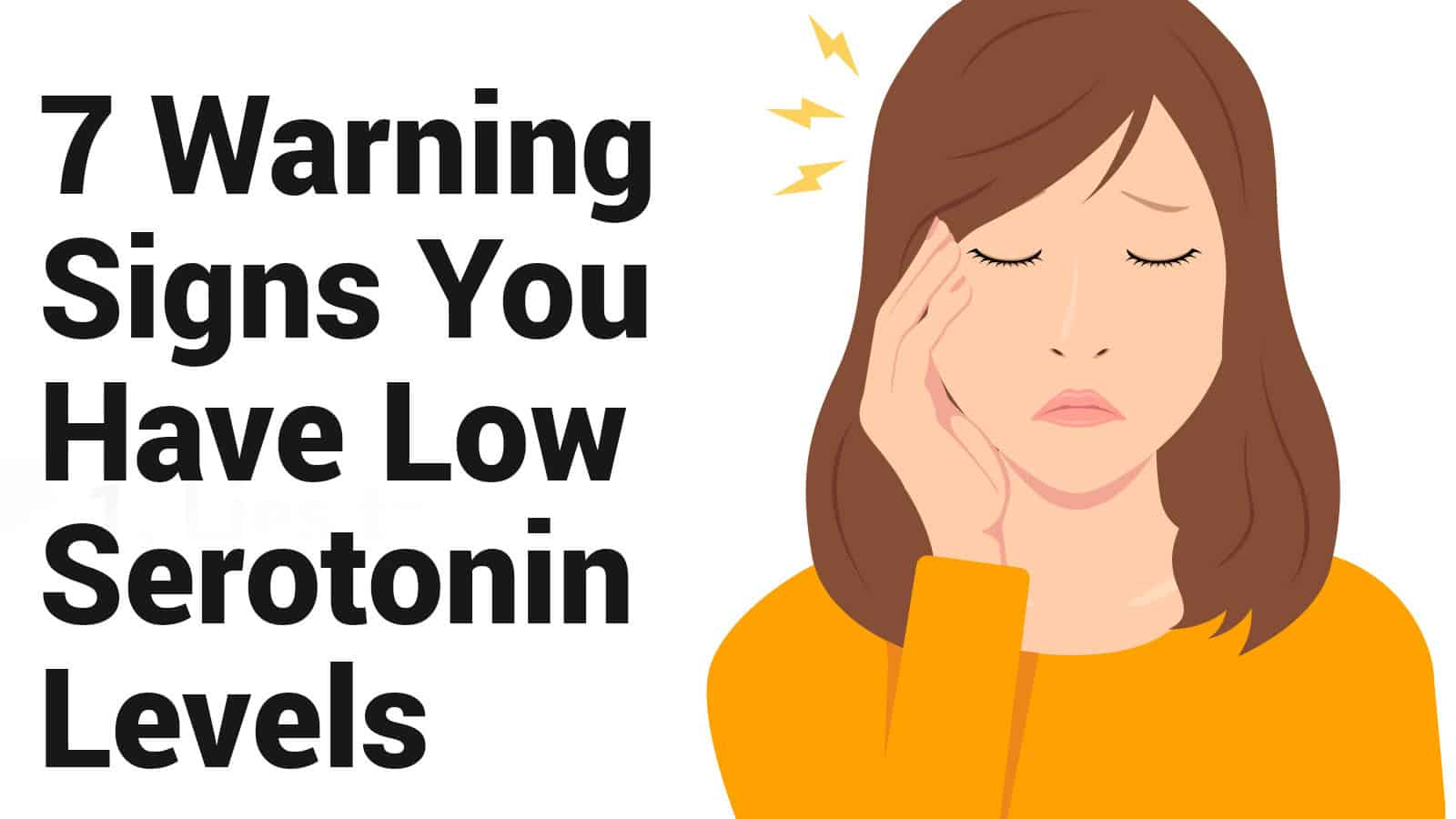 low serotonin