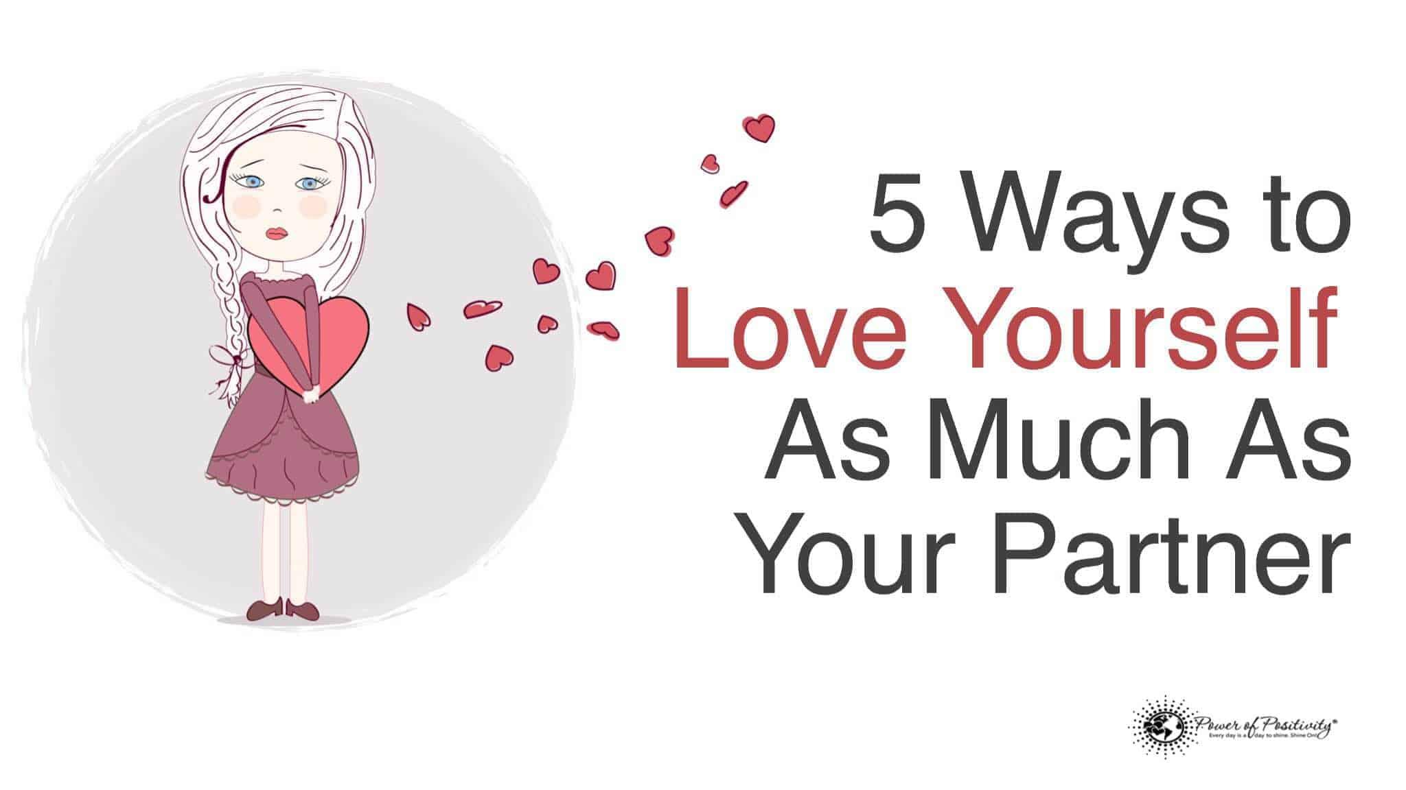 5 ways to love someone