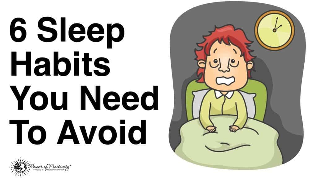 6 Sleep Habits You Need To Avoid. Realtor Signs Of Stroke. Necrotizing Pneumonia Signs. Physics Signs. Depressed Signs. Guest Bedroom Signs. Rockstar Signs. Age Signs. Early Warning Signs