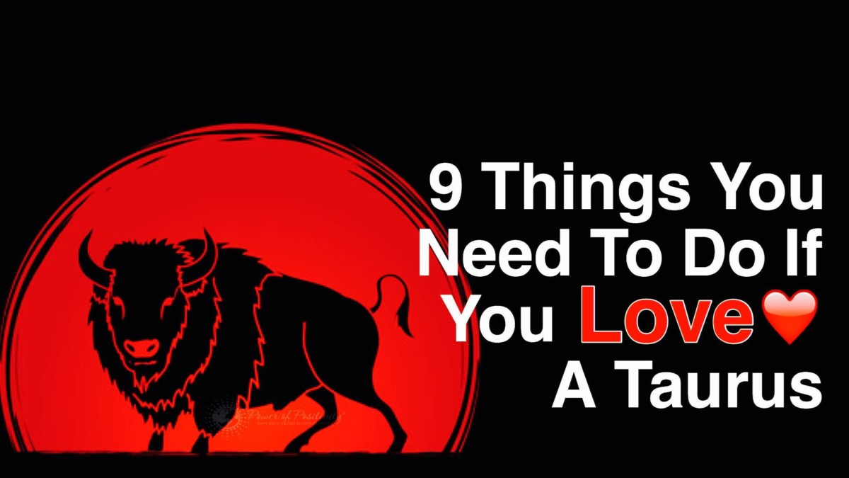 Taurus come back will man my How To