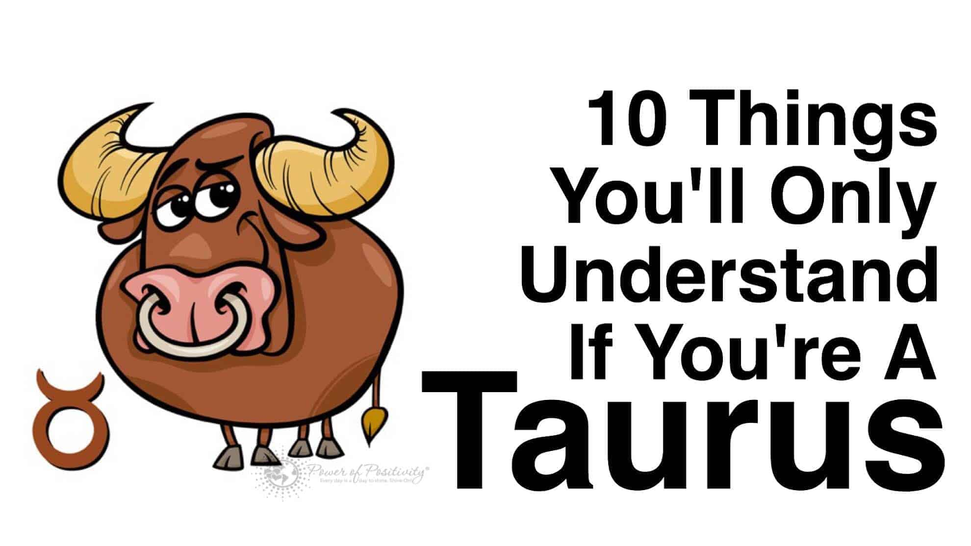Things you should know about dating a taurus