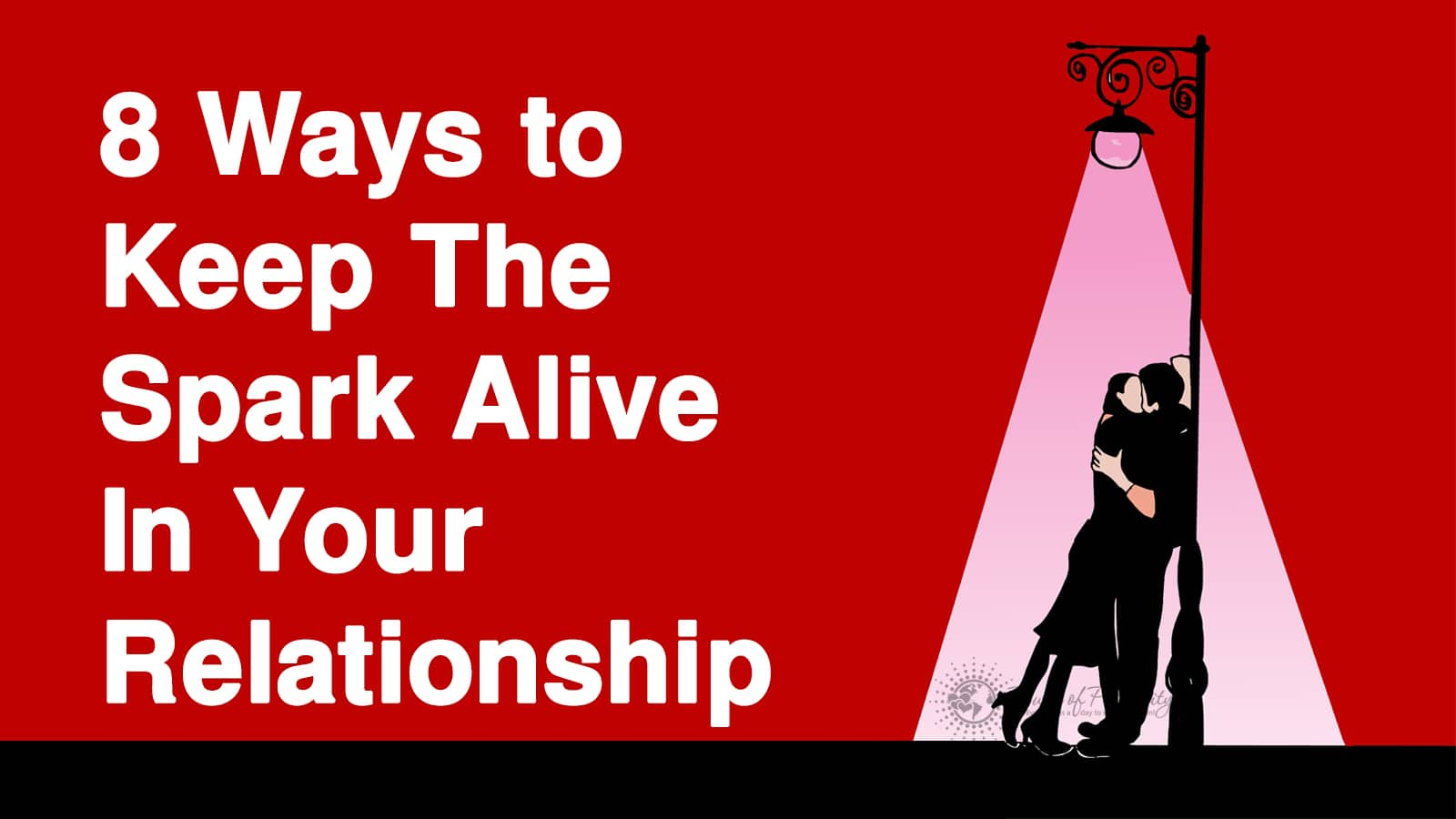 how to keep the spark going in a long term relationship