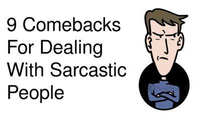 sarcastic