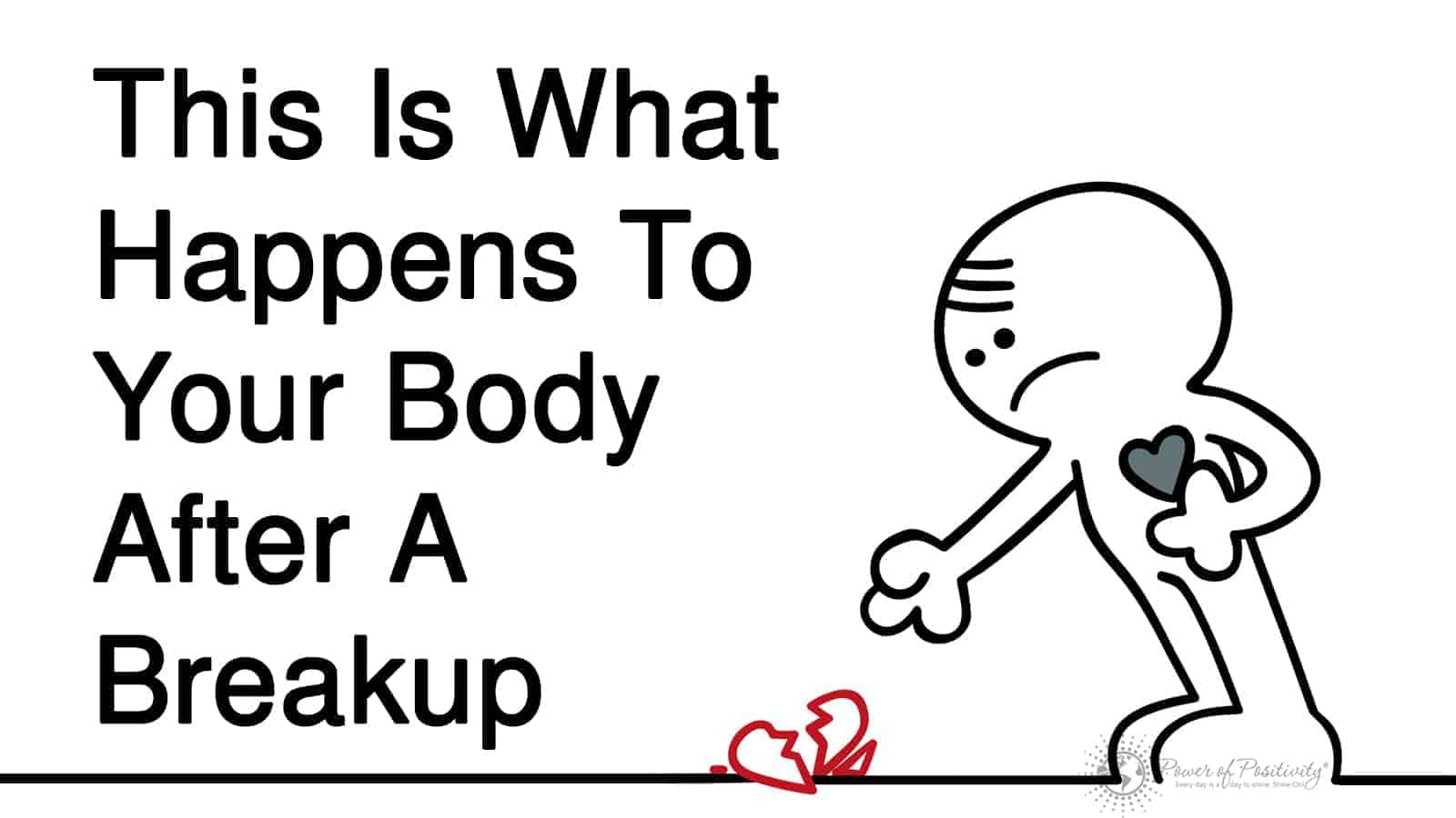 body after breakup