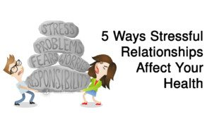stressful relationships