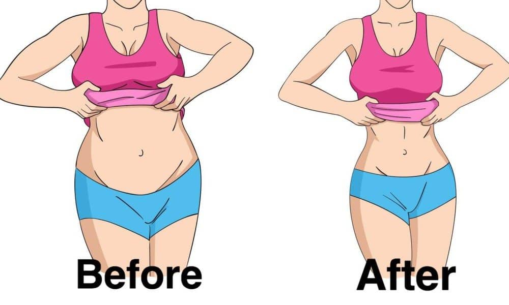 This Simple Exercise Melts Stomach Fat