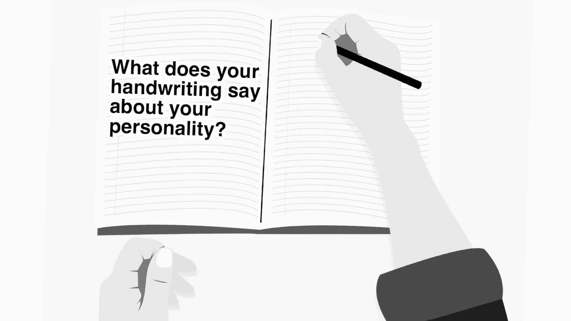 What Does Your Handwriting Reveal About Your Personality