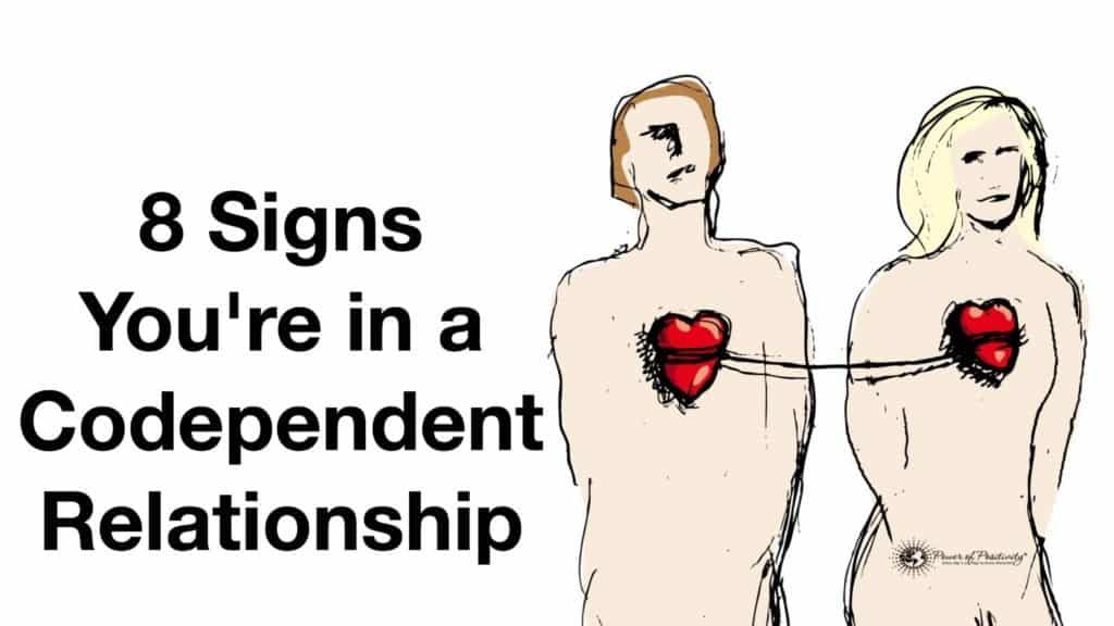 How to change a codependent relationship
