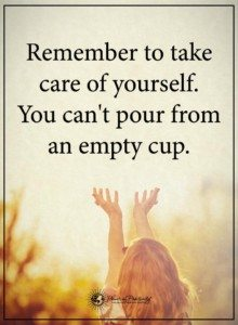 self care quote- nervous breakdown