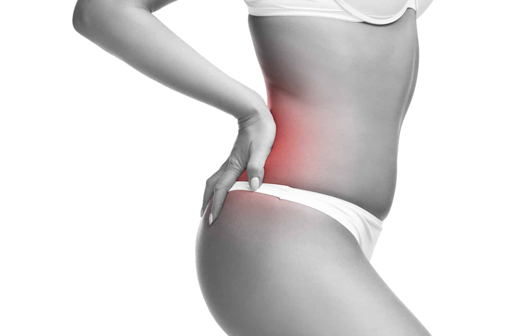 5 signs your back pain is actually sciatica (and how to reverse it), Skeleton