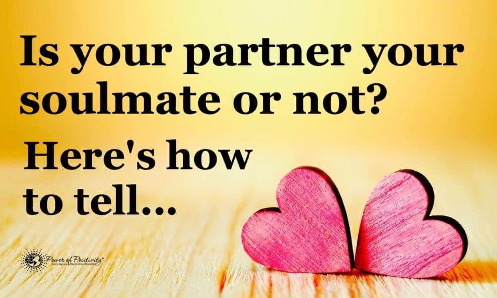 How to know if you meet your soulmate